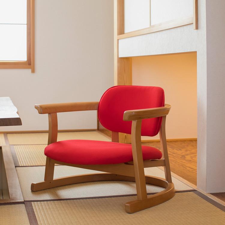和室にも合う椅子