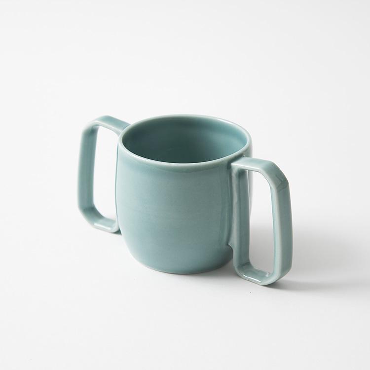 motte-マグカップ(S)/ブルー