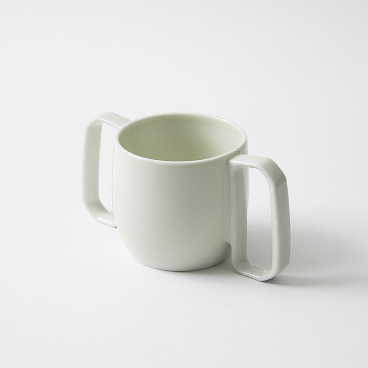 motte-マグカップ(S)/ホワイト