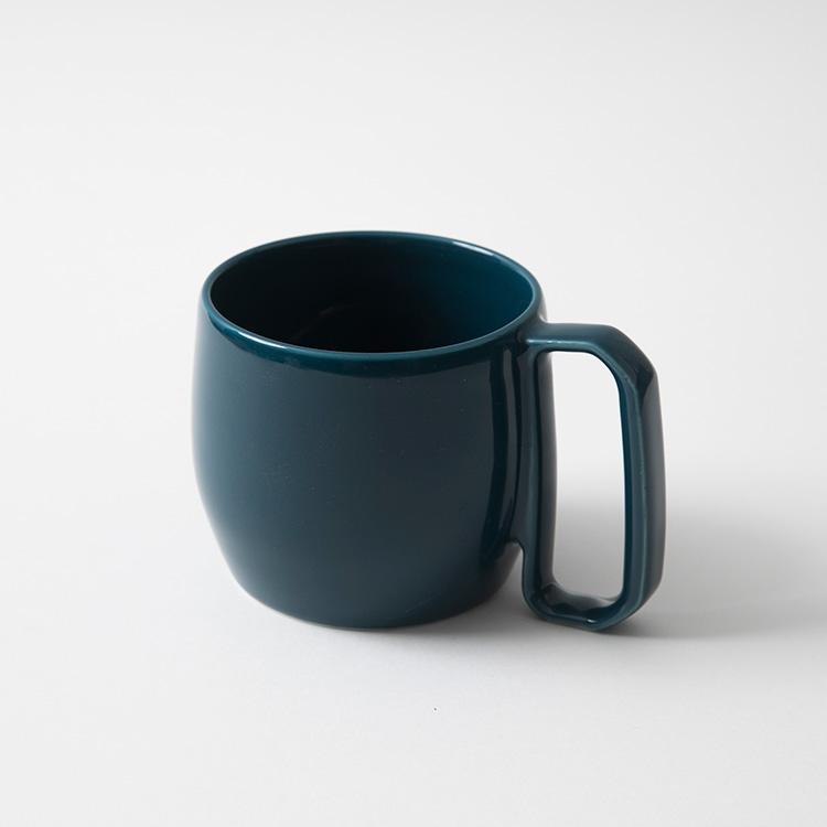 motte-マグカップ/ブルー